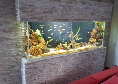 akwarium na wymiar